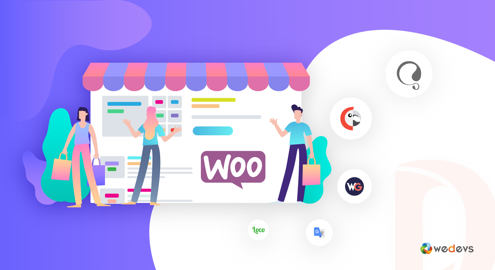 WooCommerce multilingual marketplace