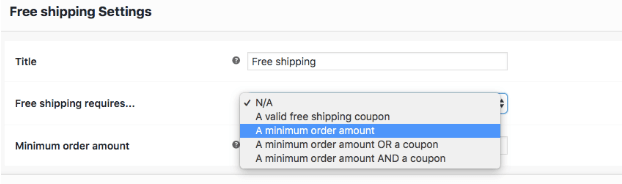 Shipping with WordPress