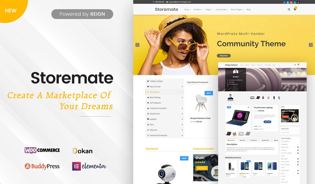 Top Responsive WooCommerce Themes to Use in 2019 - weDevs