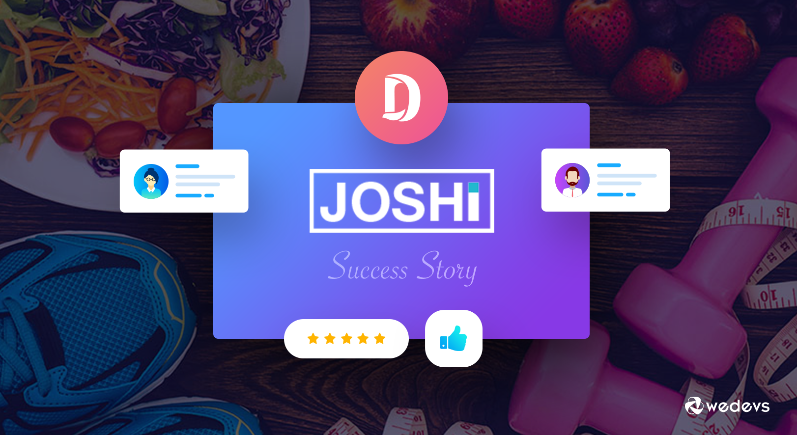 An Untold Success Story of a Healthcare Marketplace 'JOSHi'