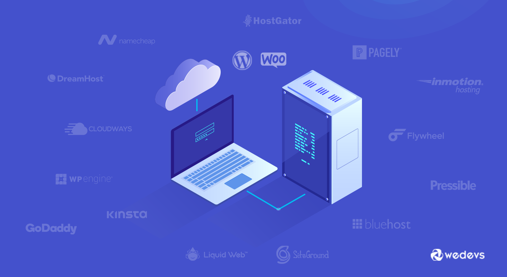 Managed Hosting for WordPress and WooCommerce Sites