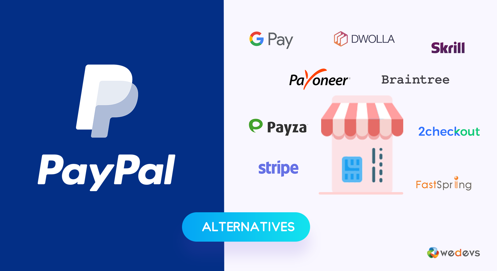 Best Reliable PayPal Alternatives for Your Business (Top 10 Paypal Alternatives Compared)