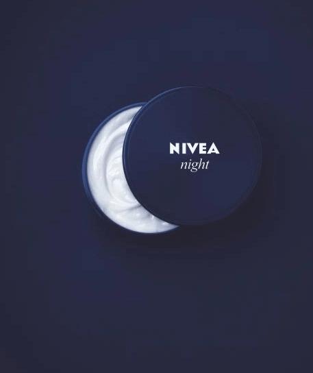 Retargeting campaign example- Nivea