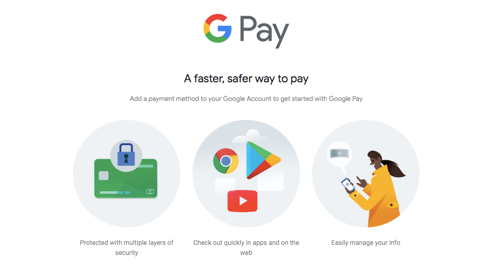 GPay- Paypal alternative