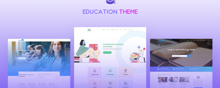 An Unparalleled WordPress Education Theme