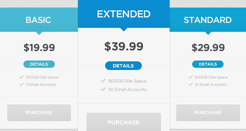 Psychological pricing example