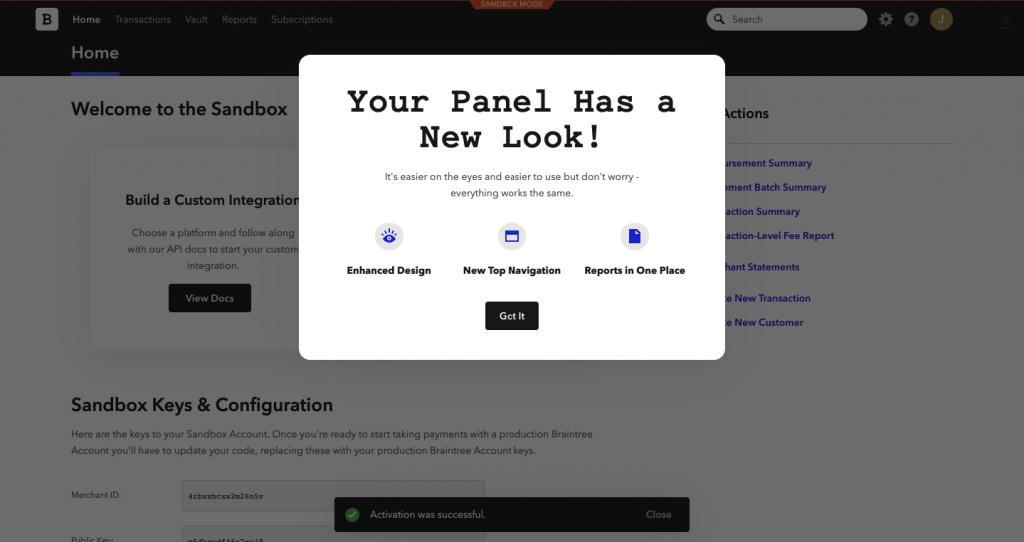 Panel Dokan Mobile App