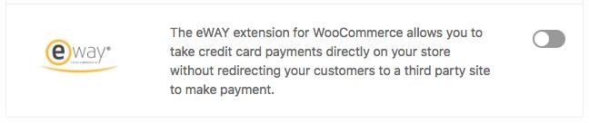 woocommerce eway payment gateway setup