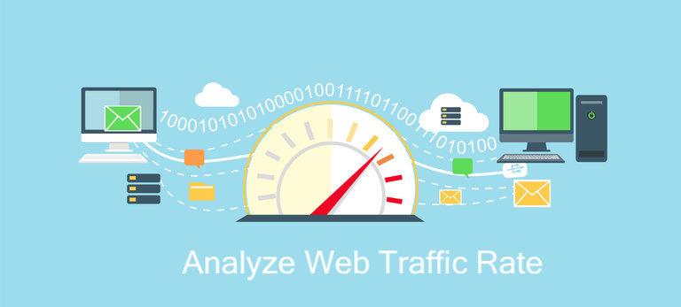 Analyze web traffic wedevs blog