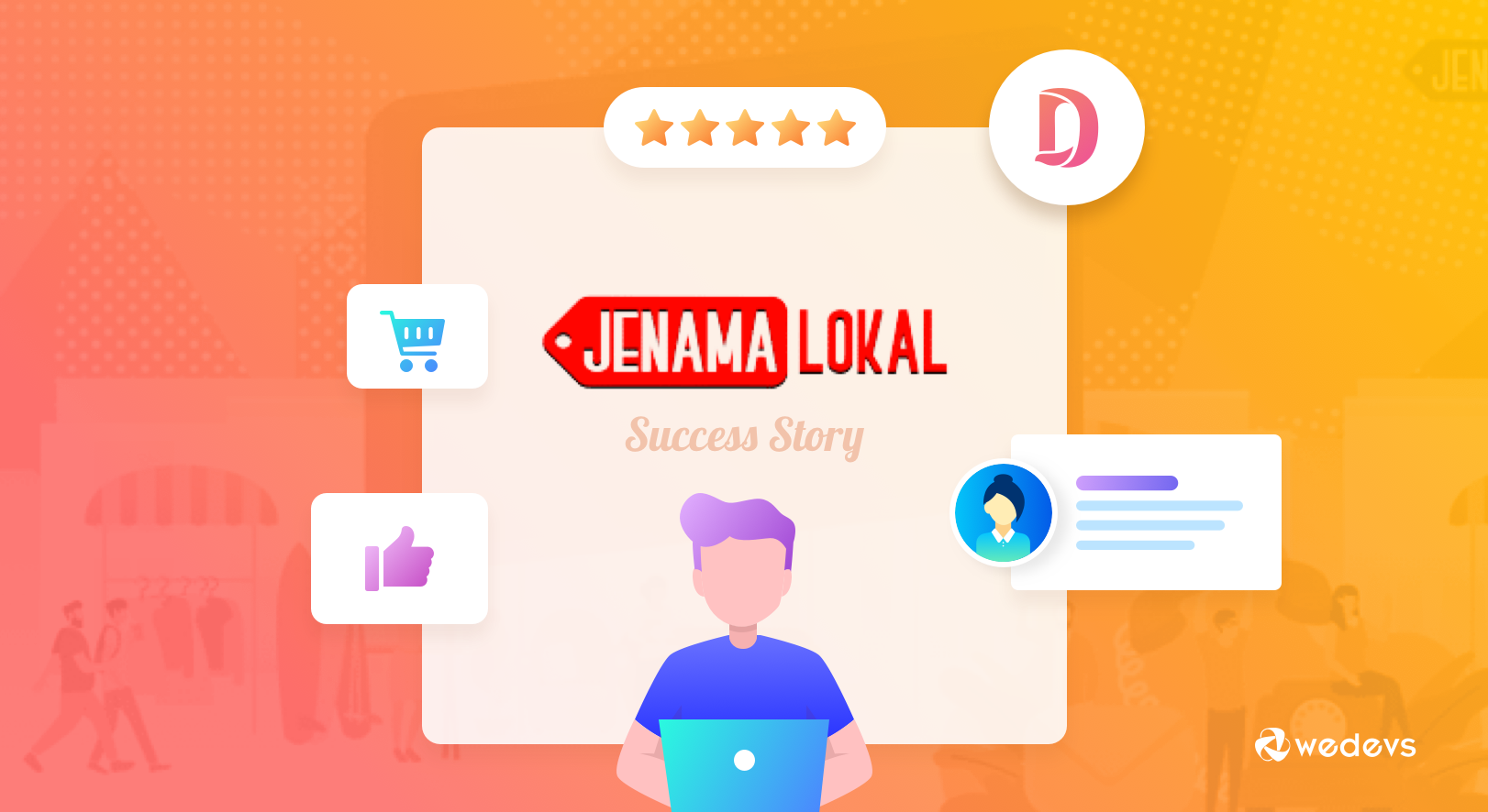 Jenamalokal Success Story feature image