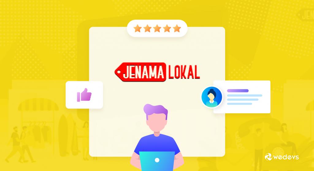 Jenama local success story