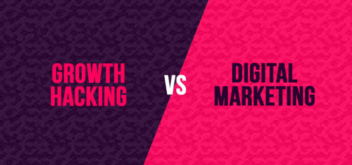 growth-hacking vs digital marketing