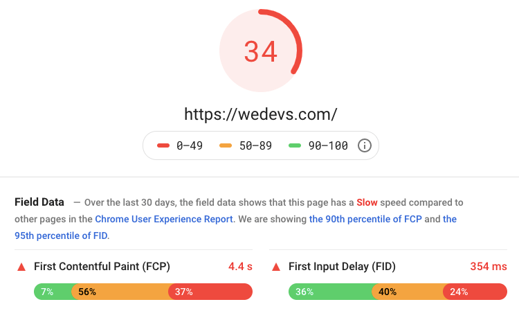 How to make web pages load faster