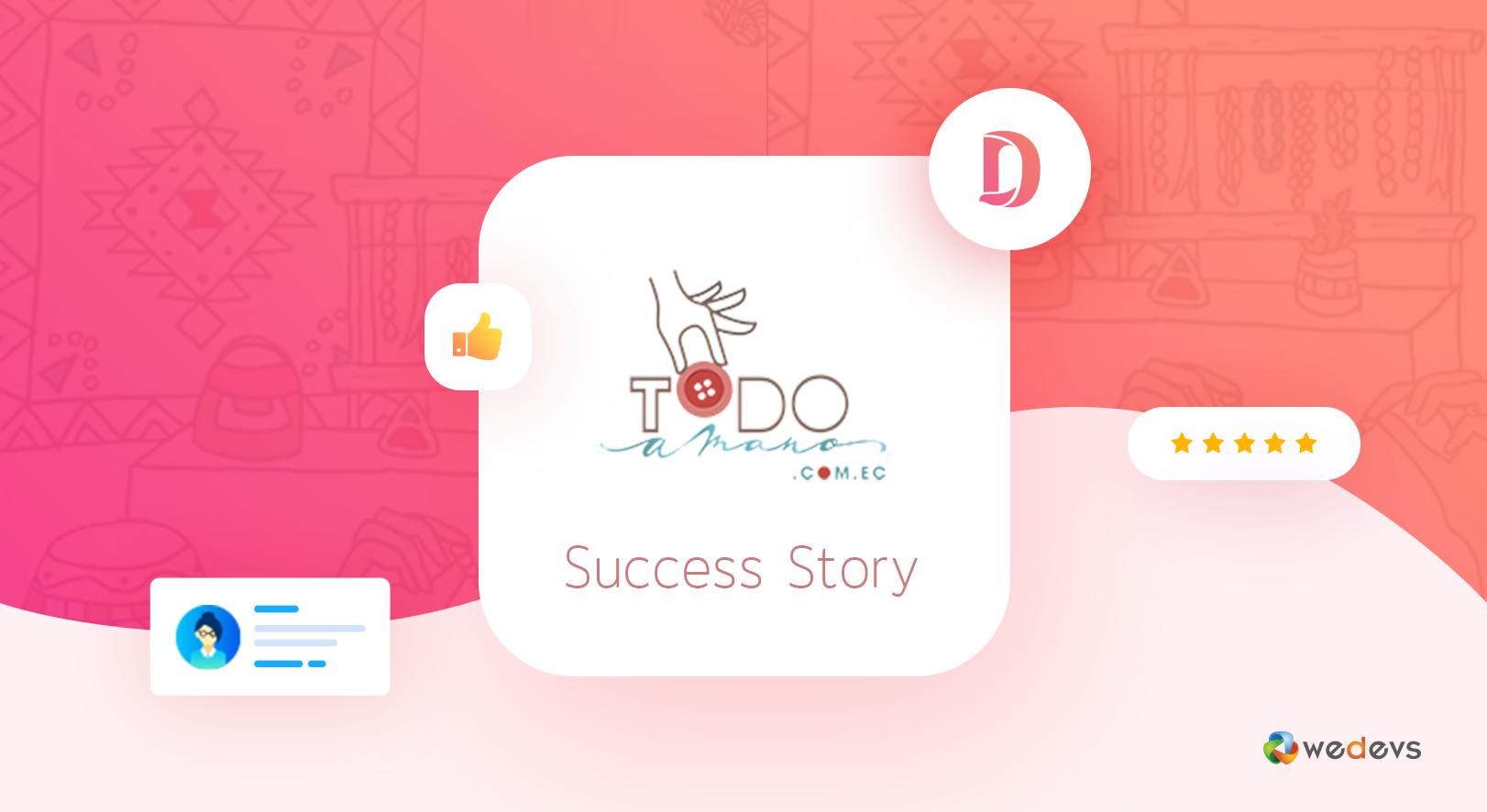 Exhilarating Success Story of an Ecuador based Marketplace with DOKAN