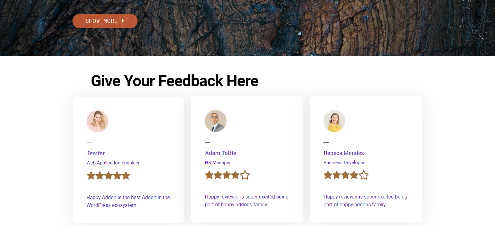 How to make a review page on WordPress