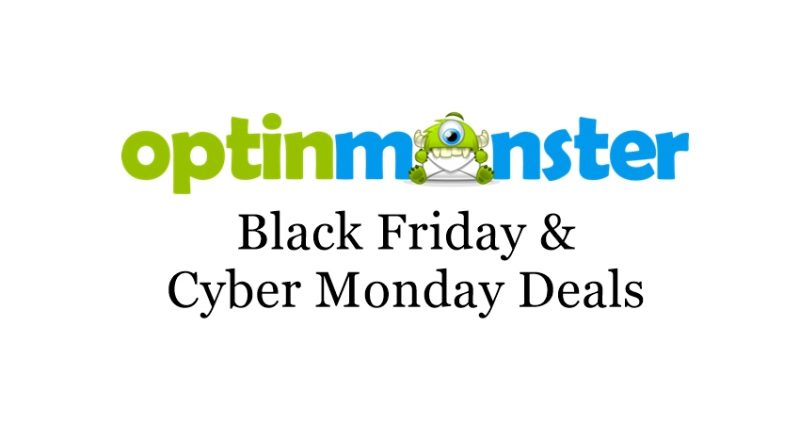 WordPress Halloween black Friday cyber Monday deals