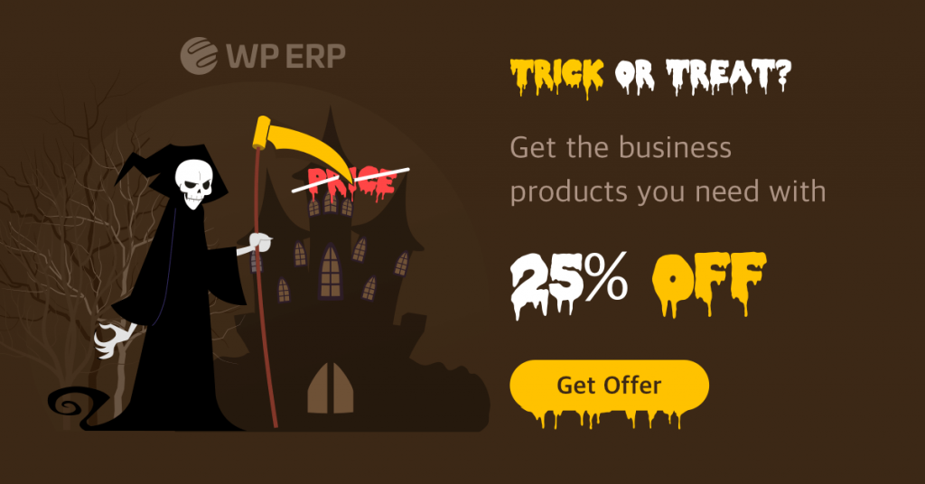 WordPress Halloween deals