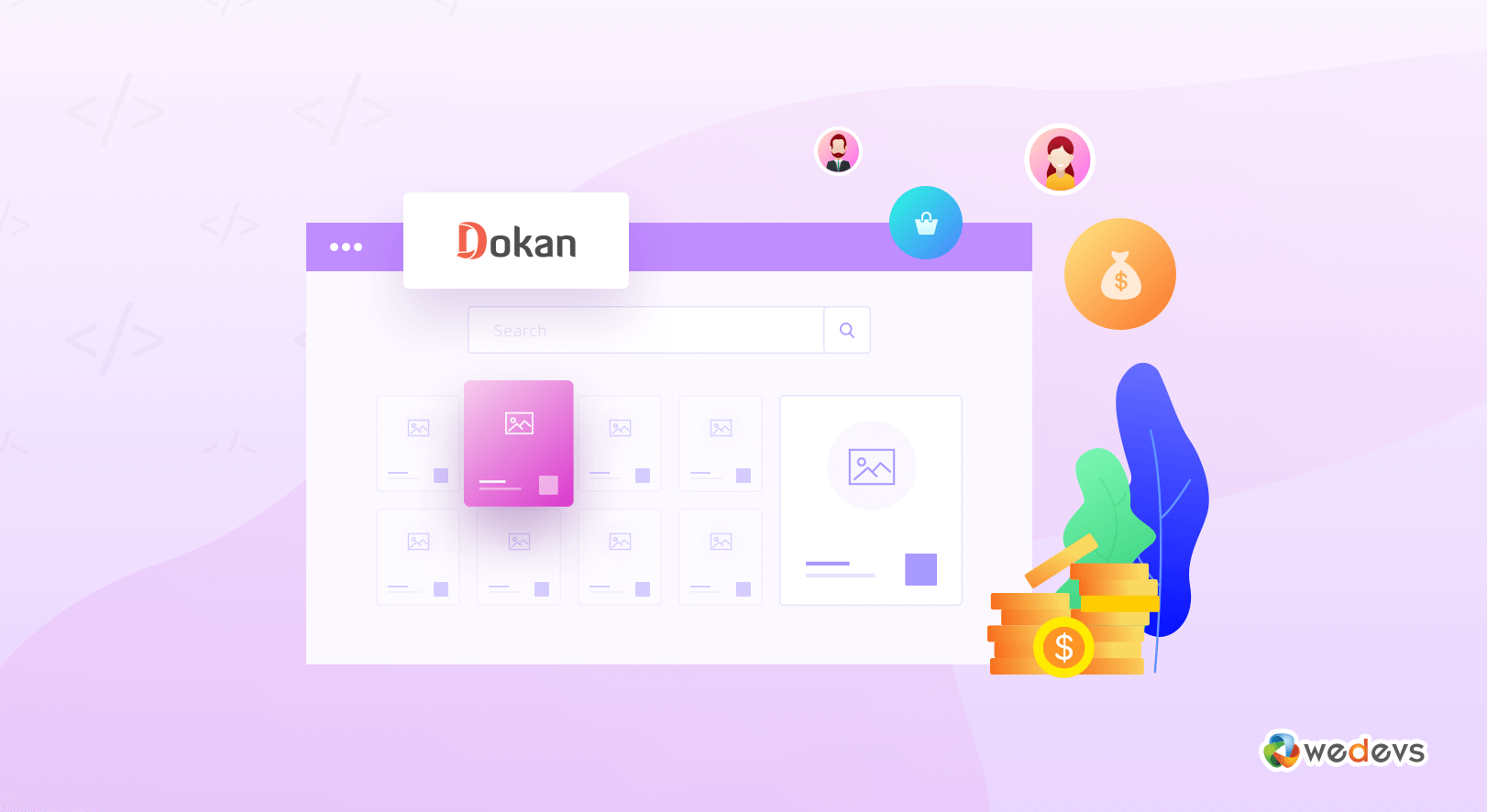 How to Create Envato-like  Software Marketplace in WordPress with Dokan