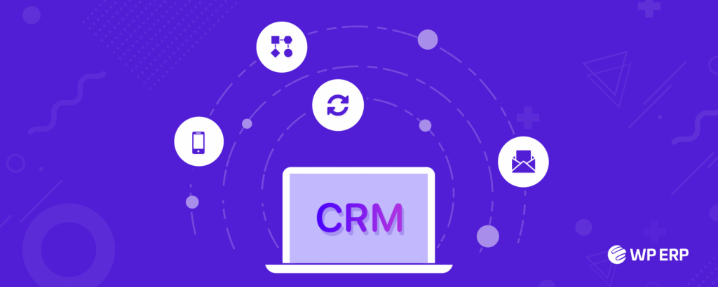 WordPress CRM software