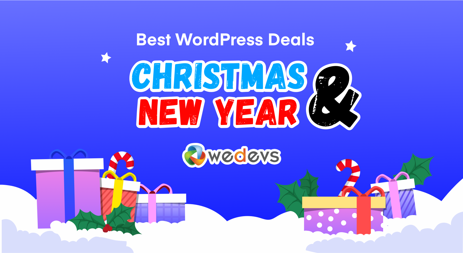 Best WordPress Christmas & New Year Deals