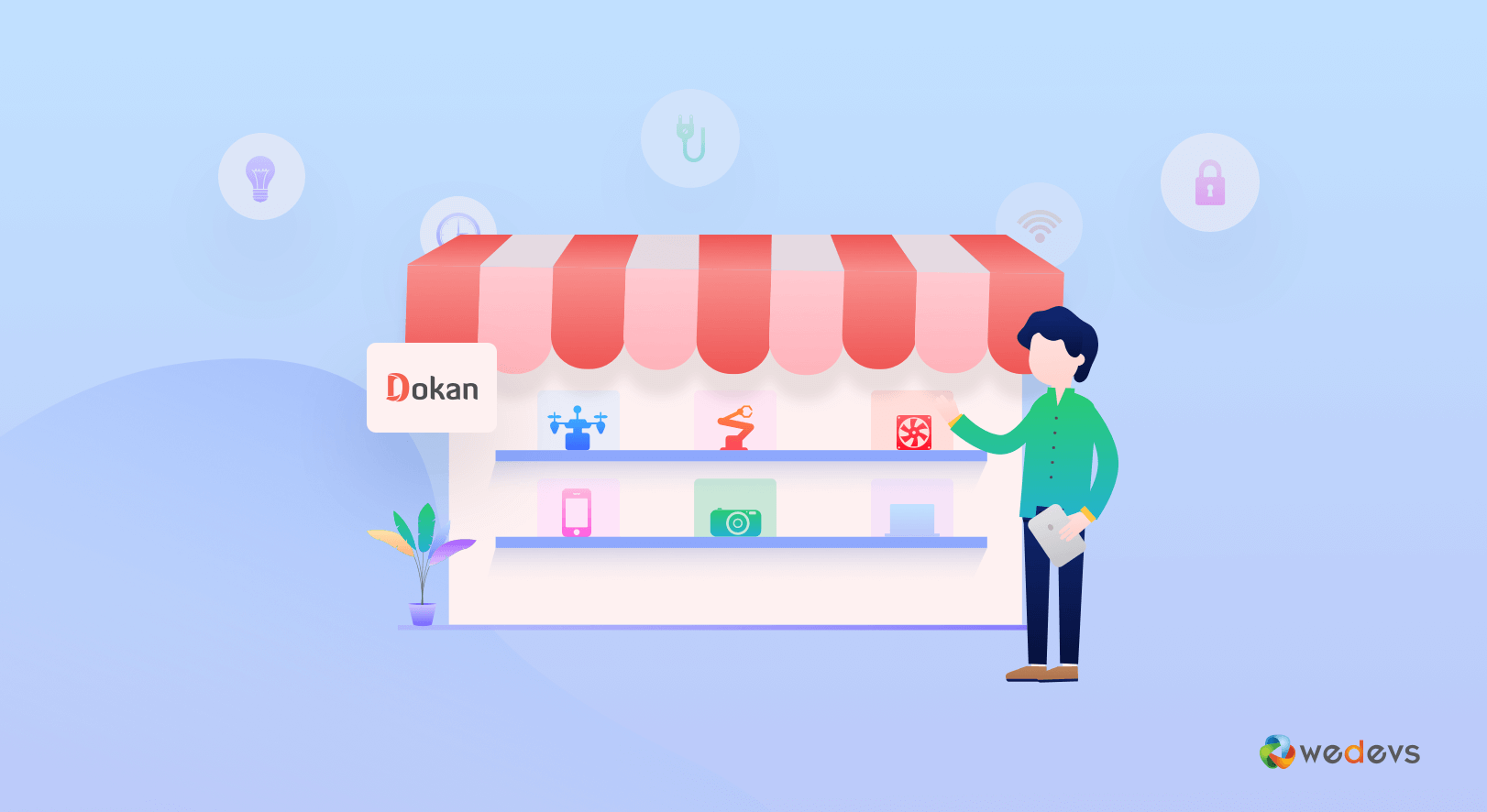 How to Create a WooCommerce Marketplace for Used Electronics with Dokan