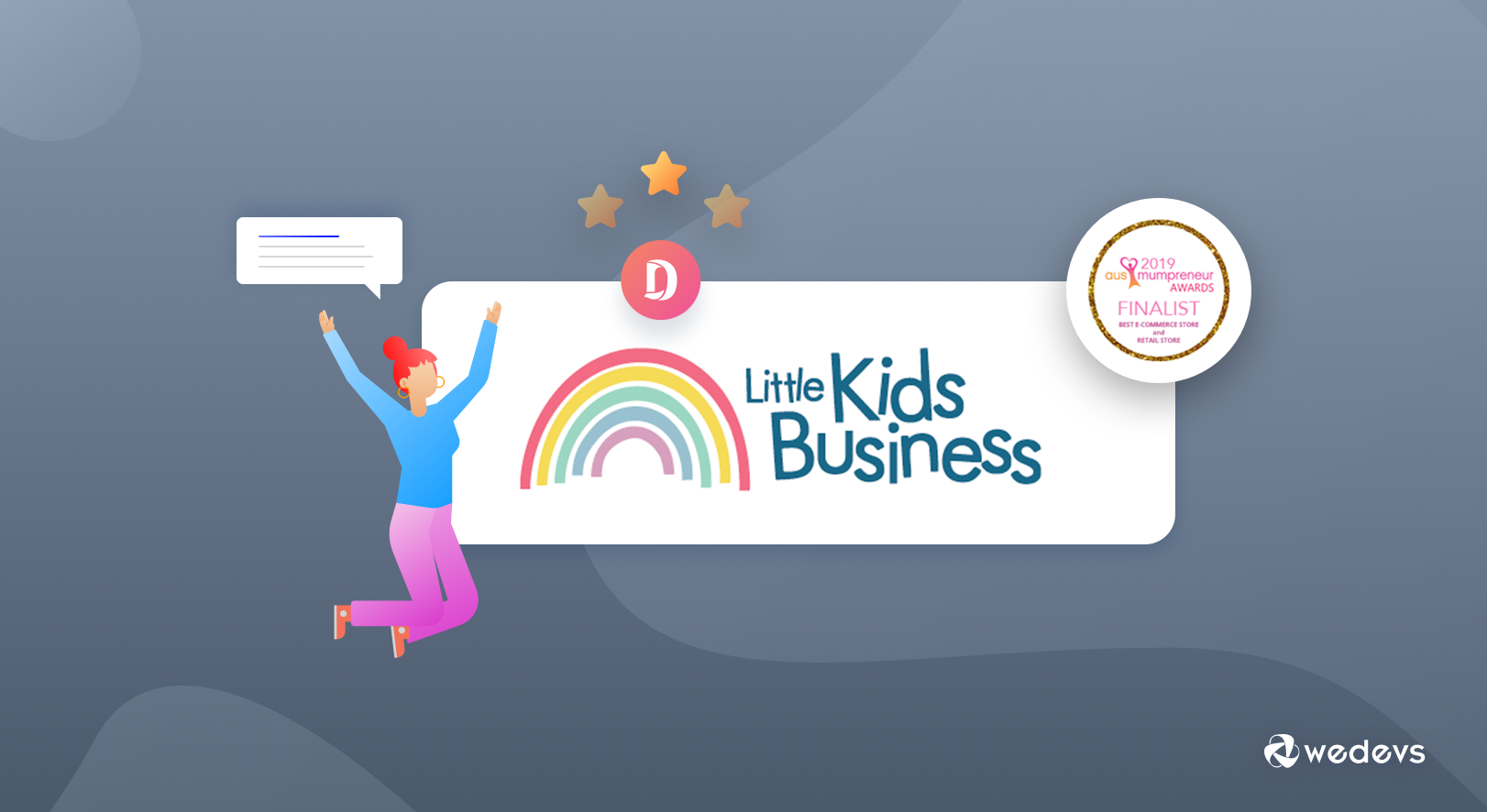 Behind the Success of Leisa Papa's Little Kids Business