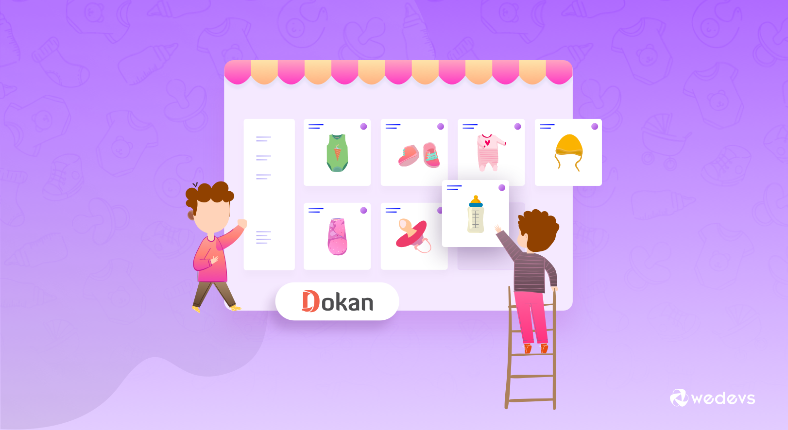 How to Create a Baby Product Marketplace Online Using Dokan for Free!