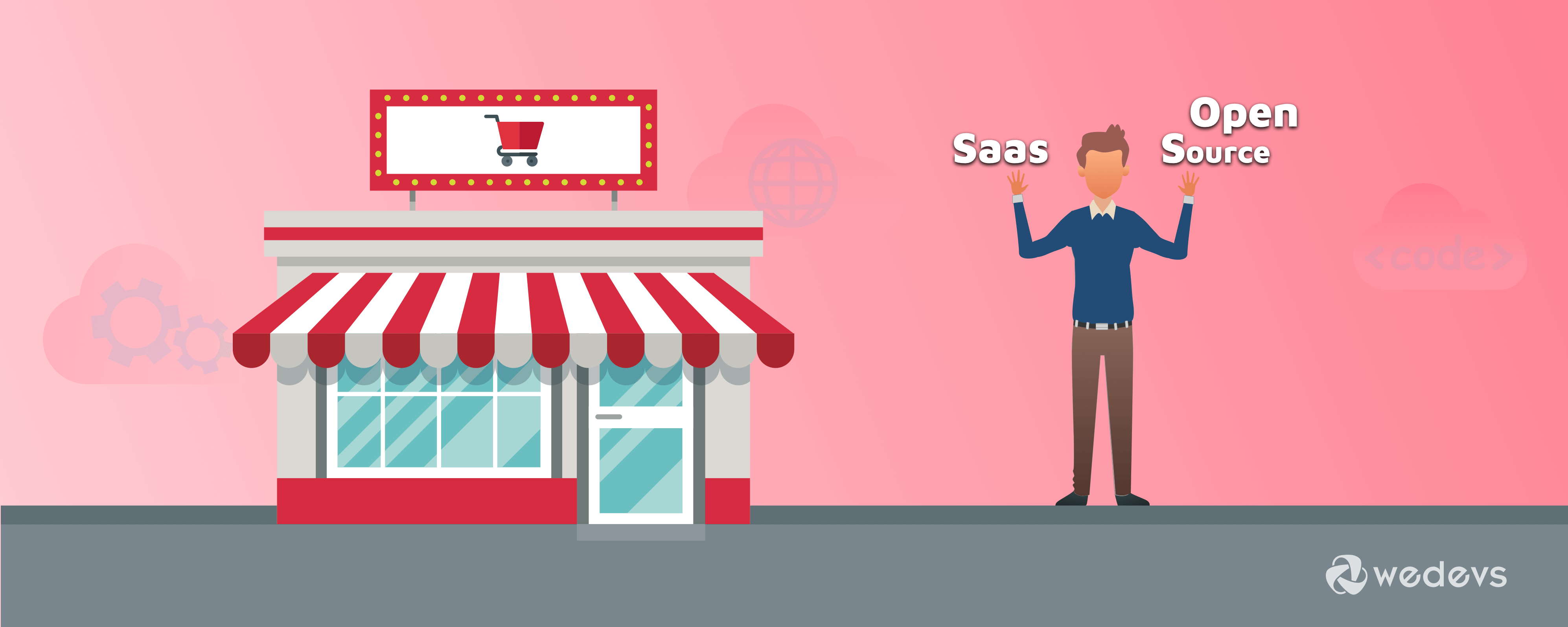 When to Opt for SaaS Applications for Your eCommerce Marketplace (Open Source vs SaaS)