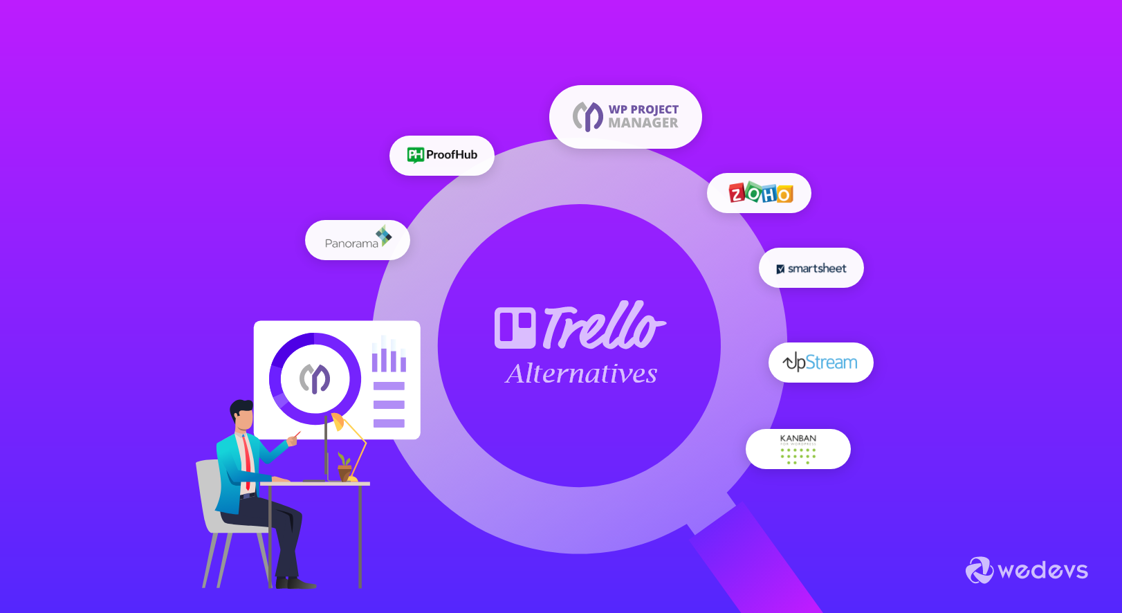 7 Best Trello Alternatives for 2020 (WordPress Project Management Software Compared)