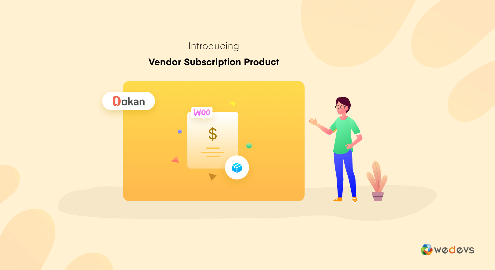 Introducing Dokan Vendor  Subscription Product Module