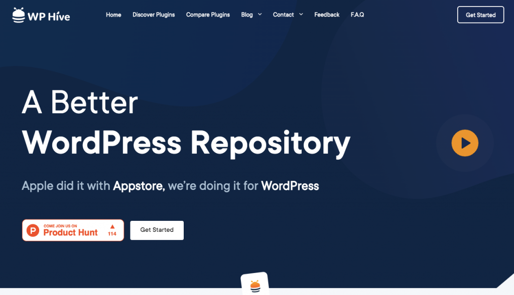WP Hive WordPress Repository
