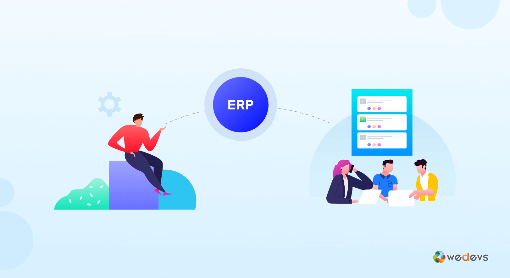 Business Modules in ERP Software For Employee Satisfaction
