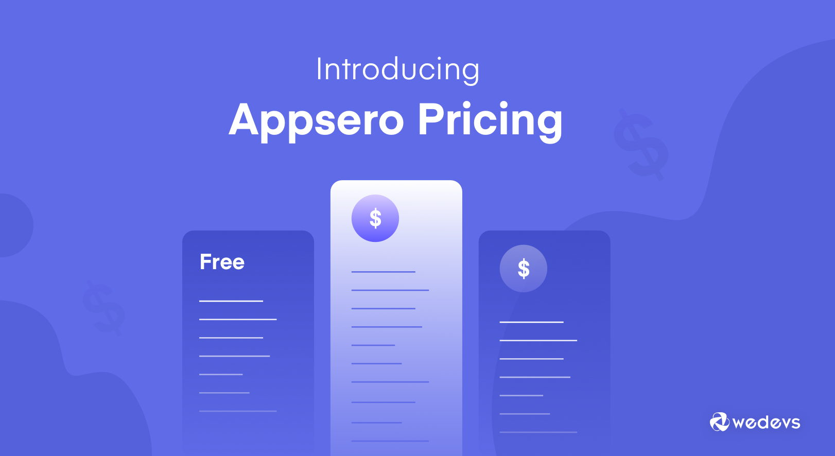 Announcing Appsero Pricing: The next BIG thing for WordPress Developers!