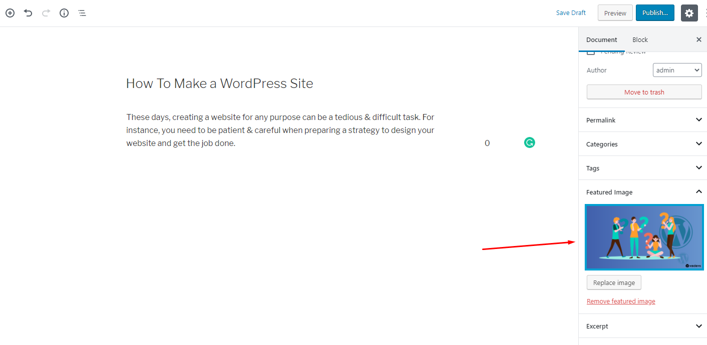 how to create a website for free