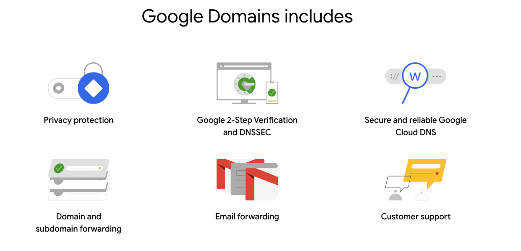 Google Domains Tools