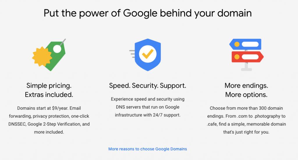 Google Domains Review