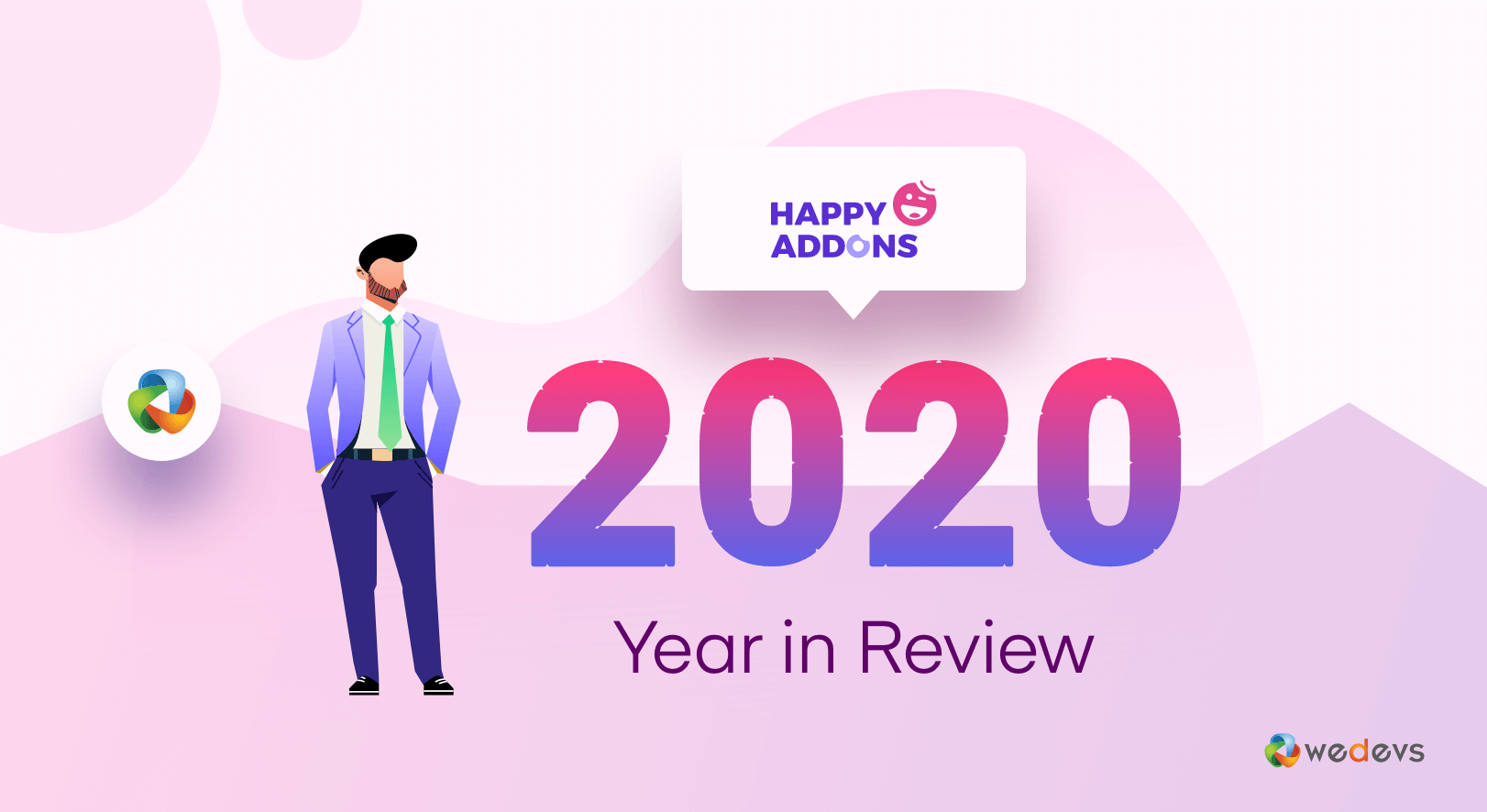 HappyAddons Year In Review 2020: How We Become A Family of 100,000 Happy Users!