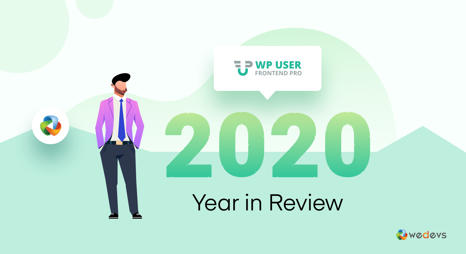 WP User Frontend Year in Review 2020