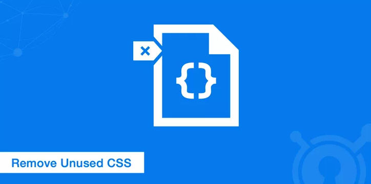 remove unused css