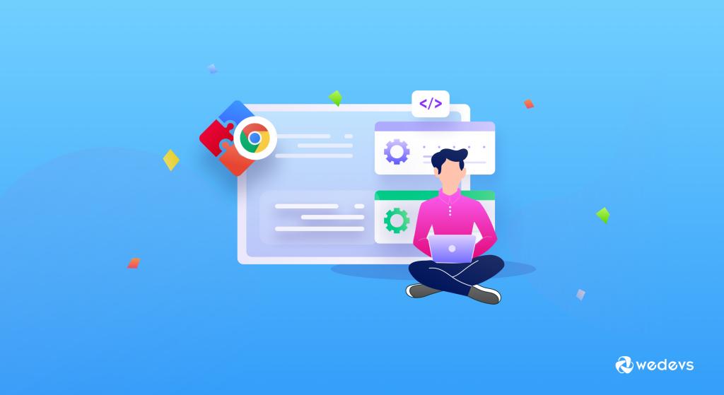 WordPress Chrome Extension