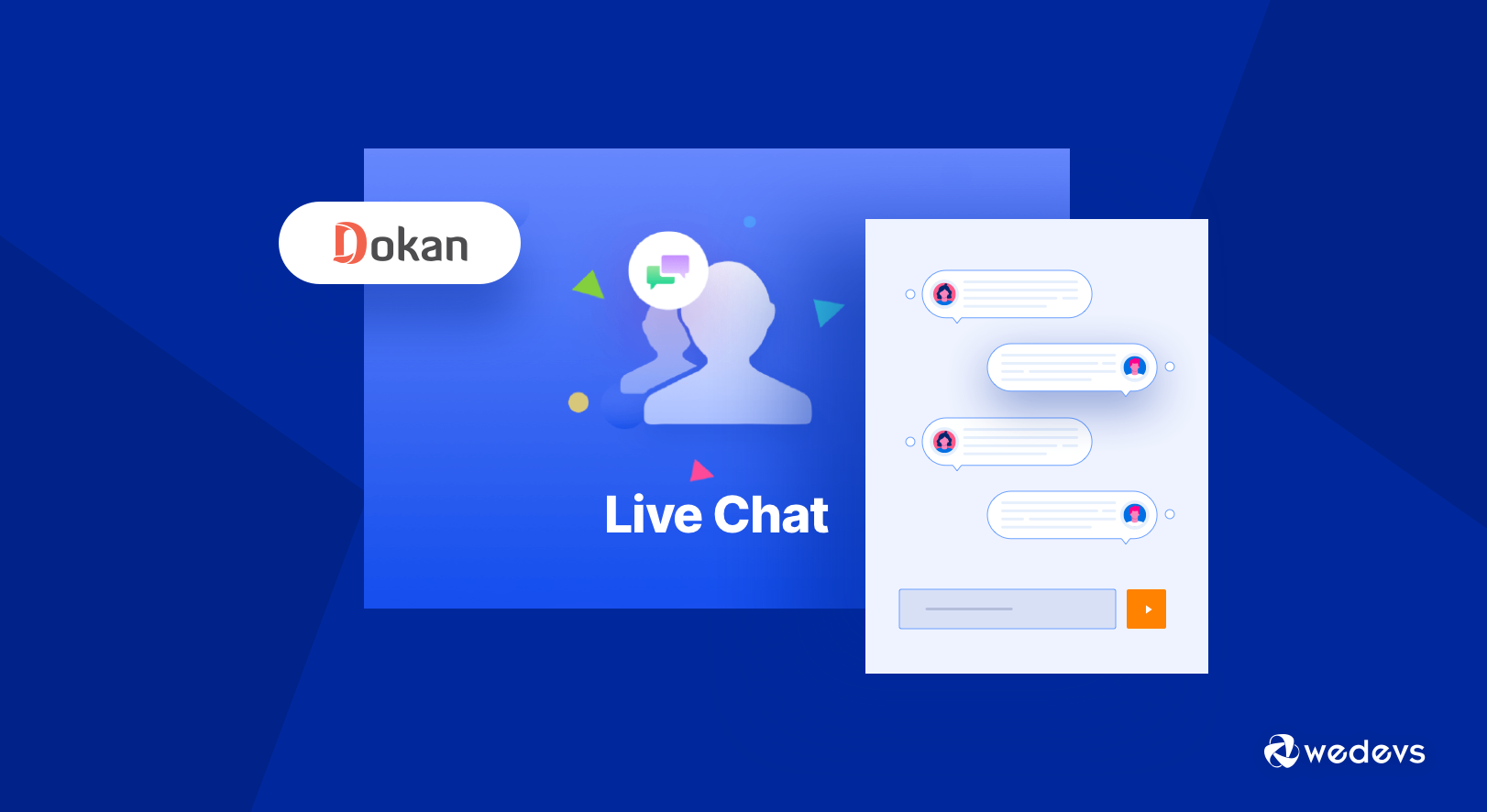 An Easy Guide for Marketplace Owners to Get More Sales Using Dokan Live Chat Module