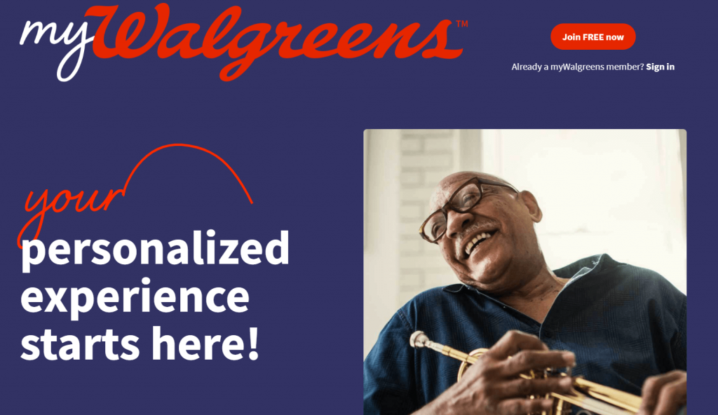 Omni Channel Examples- walgreens