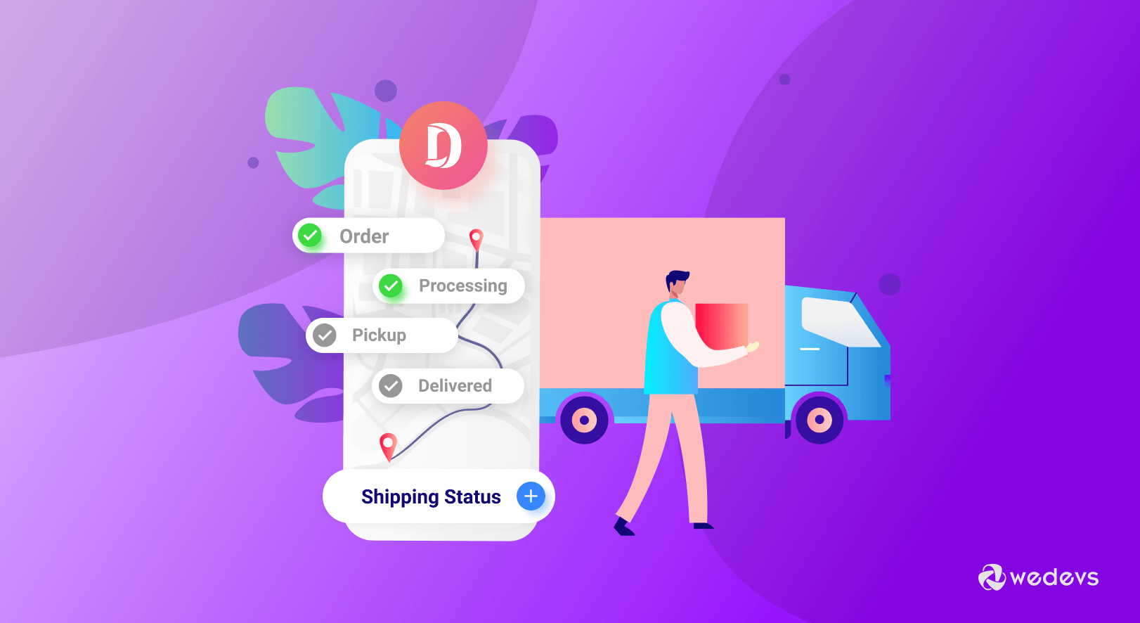 Dokan Shipping Status: The Easiest Way to eCommerce Shipment Tracking