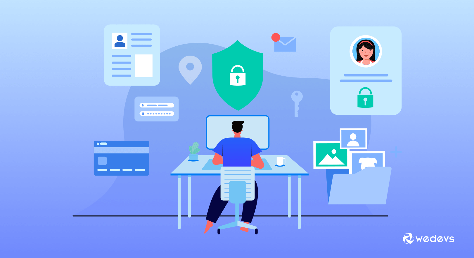 5 Simple Tips to Protect Yourself Online in 2021