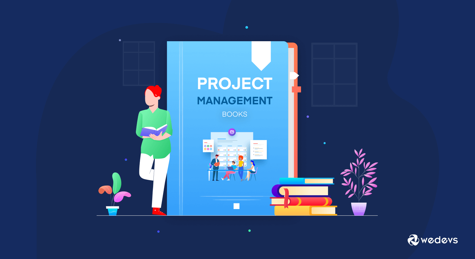 Best Project Management Books of 2021